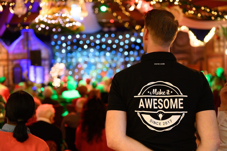Een kijkje in de wereld van Make it Awesome