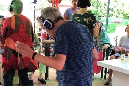 SILENT DISCO -CORONA PROOF-