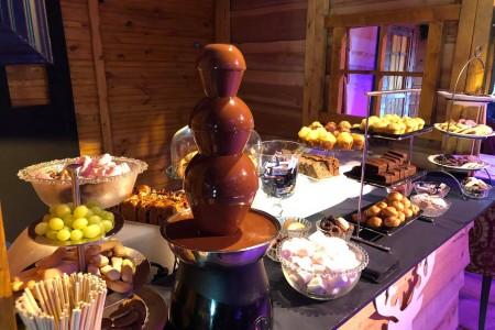 Chocolade Fonteinen